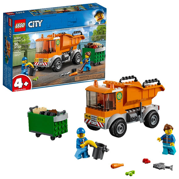 LEGO City Garbage Truck - TGC Toys and Gifts