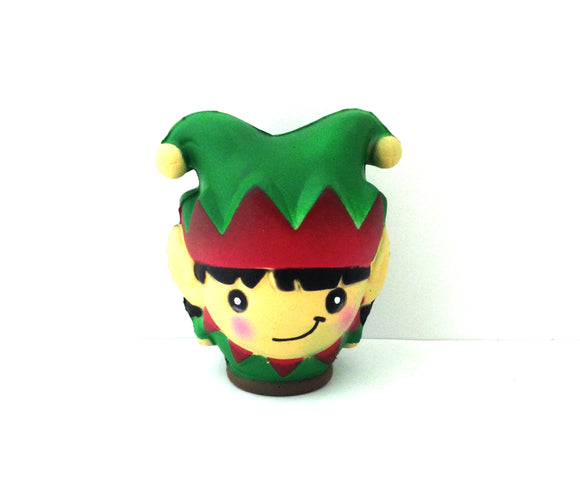 Toy Network Elf Squishy Soft & Slow Rising Squishy Toy - TGC Toys and Gifts