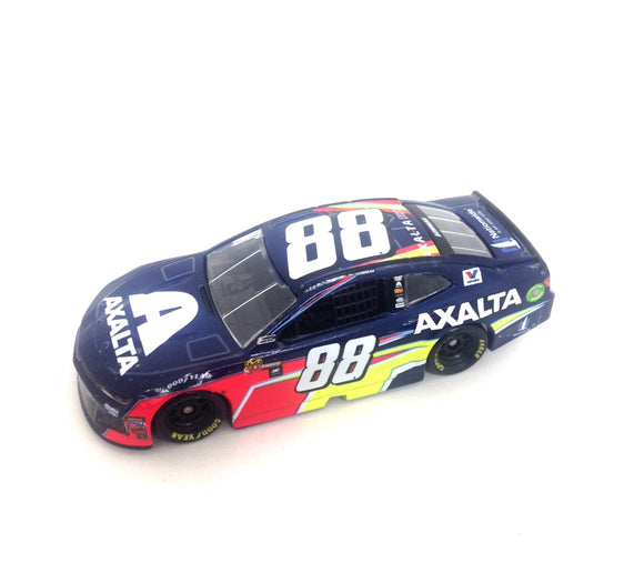 NASCAR Alex Bowman #88 Axalta 1/64 Kids Hardtop Car 2018 - TGC Toys and Gifts