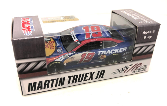 Martin Truex Jr. #19 Bass Pro Shops Patriotic 2020 1/64 Diecast Car