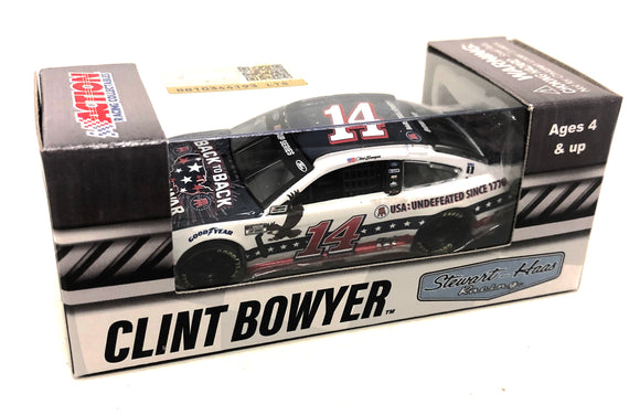 NASCAR Clint Bowyer #14 Barstool Sports 2020 1/64 Diecast