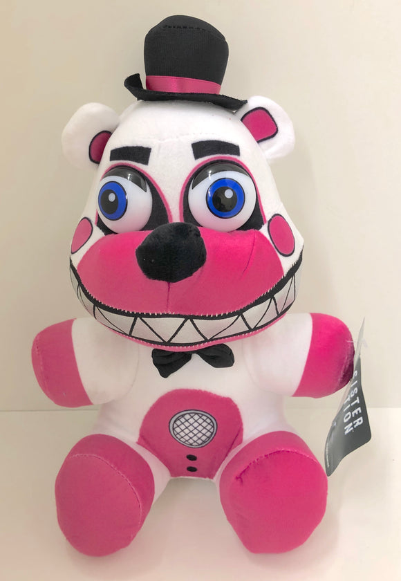 Five Nights At Freddy's Sister Location Funtime Freddy Plush Toy - 12