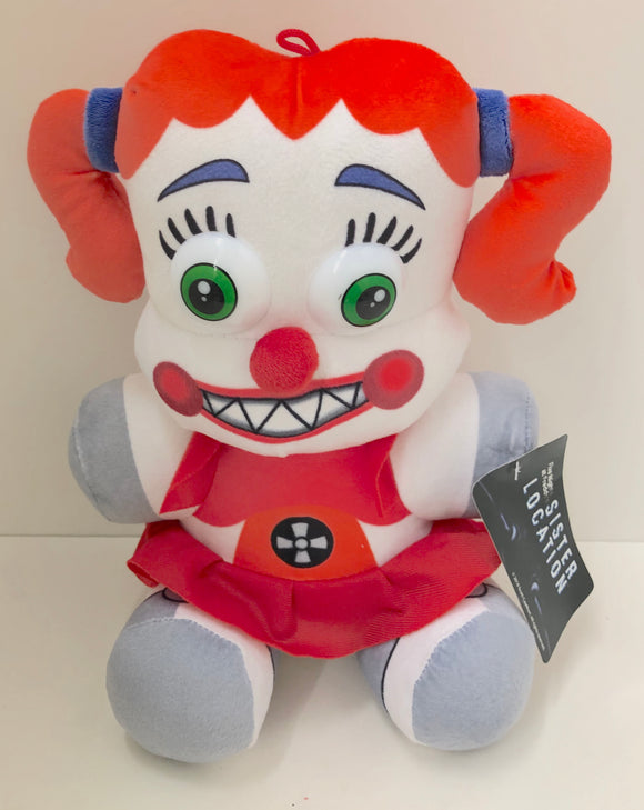 Five Nights At Freddy's Sister Location Baby Plush - 12