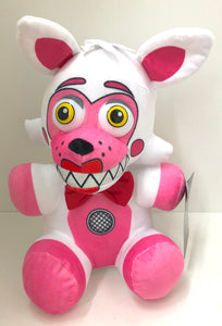 Five Nights At Freddy's Sister Location Funtime Foxy Plush Toy - 12""