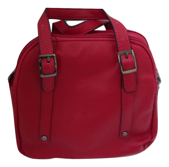 Good Bead Crossbody/Satchel Red Handbag - TGC Toys and Gifts