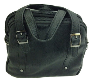 Good Bead Crossbody/Satchel Black Handbag - TGC Toys and Gifts