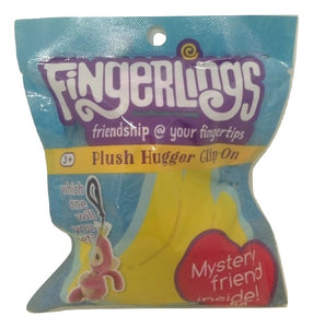 Fingerlings Mystery Mini Randomly Selected Plush Clip On-TGC Toys and Gifts