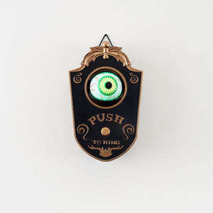 One Hundred 80 Degrees Halloween Spooky Animated Eyeball Doorbell - TGC Toys and Gifts