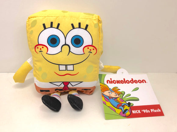 SpongeBob SquarePants SpongeBob Plush Toy - 9