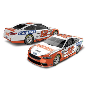Ryan Blaney #12 Carlisle Ford/DeVILBISS 1/64 Kids Hardtop Car 2018 - TGC Toys and Gifts