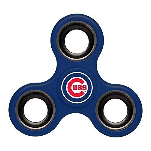 Fidget Spinner Chicago Cubs Hand Spinner Toy-TGC Toys and Gifts