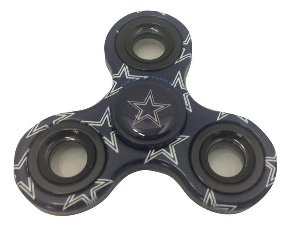 Fidget Spinner Dallas Cowboys Printed Hand Spinner Toy-TGC Toys and Gifts