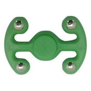 Fidget Spinner Green T-Shaped Hand Spinner Toy-TGC Toys and Gifts