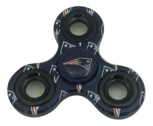 Fidget Spinner New England Patriots Printed Hand Spinner Toy-TGC Toys and Gifts