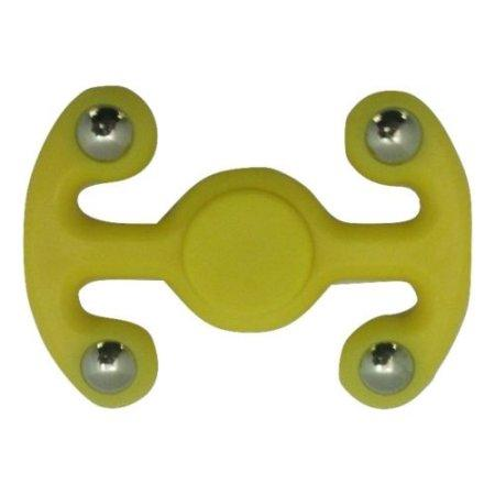 Fidget Spinner Yellow T-Shaped Hand Spinner Toy-TGC Toys and Gifts