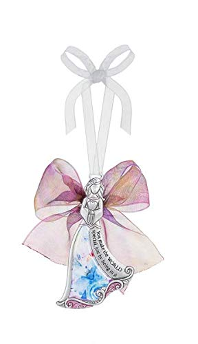 Ganz Ribbons of Love You Make The World Special just by Being in it Ornament - TGC Toys and Gifts