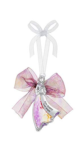 Ganz Ribbons of Love Live Simply Love Deeply Ornament - TGC Toys and Gifts