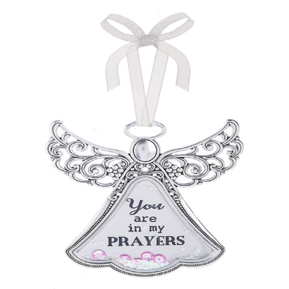 Ganz Heavenly Angel Ornament You are in my Prayers - TGC Toys and Gifts