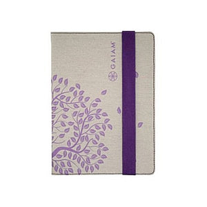 Gaiam Purple Tree of Life iPad Mini Multi-Tilt Folio Case - TGC Toys and Gifts