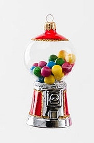 Gumball Machine Hanging Ornament - TGC Toys and Gifts