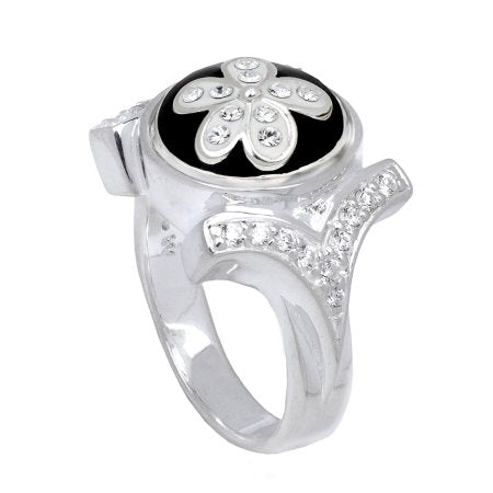 Kameleon Jewelry Cubic Zirconia Shank Ring-TGC Toys and Gifts