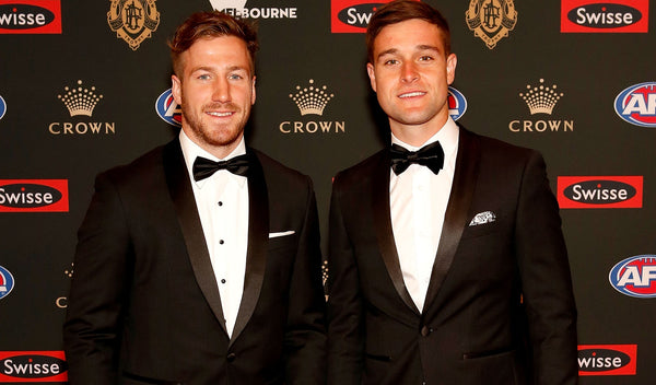 2018 Brownlow Medal Red Carpet Fashion