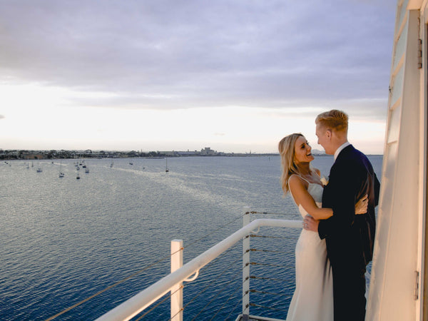 Bec & Chris's Geelong Wedding