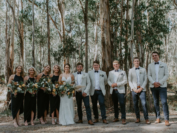 Carlie & Anthony's Wedding | Real Weddings Melbourne