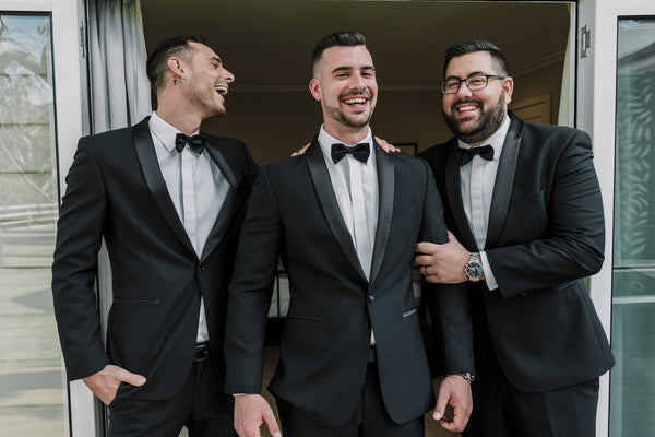 Wedding Photography for the Groom | Men's Wedding Suits