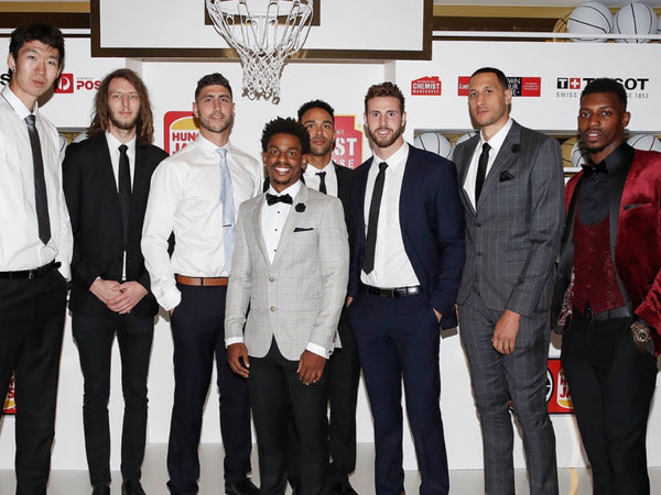 NBL MVP Night  - Melbourne United Dressed by Menzclub