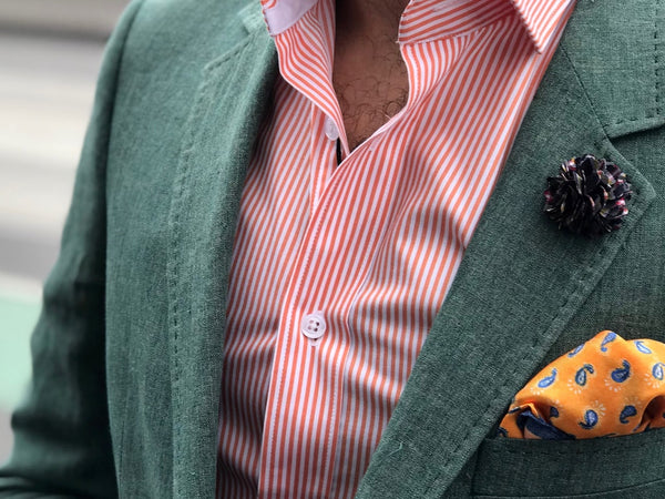 Wearing: The Beverly Sport Coat