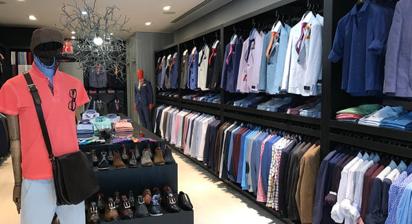 Men's Clothing Stores in South Yarra