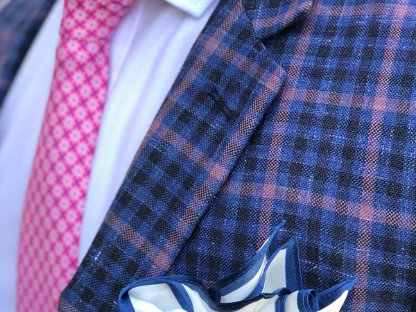 Tie A Half Windsor Knot | Silk Ties and Pocket Squares Online