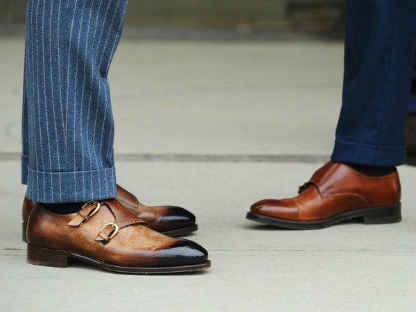 Men's Monk Strap Shoes | Shoe Stores Melbourne
