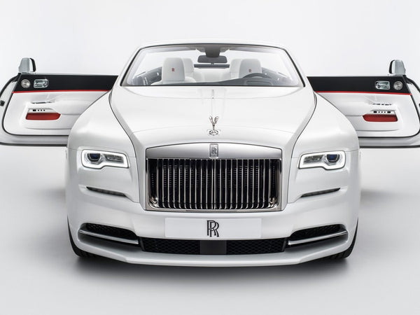 Rolls Royce Wraith - Inspired by Fashion