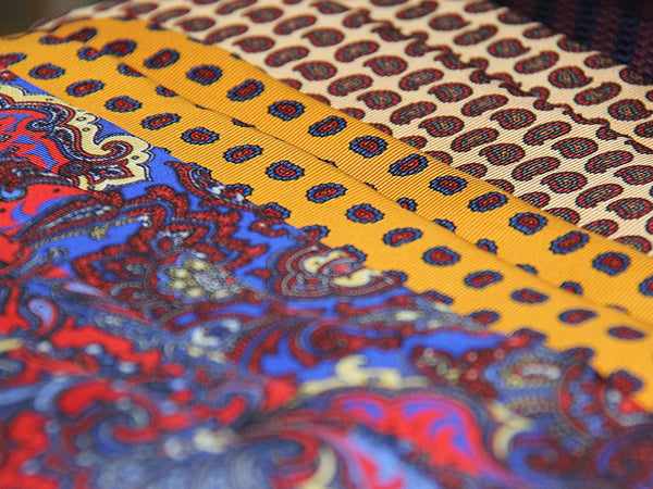 Silk Ties & Pocket Squares Online