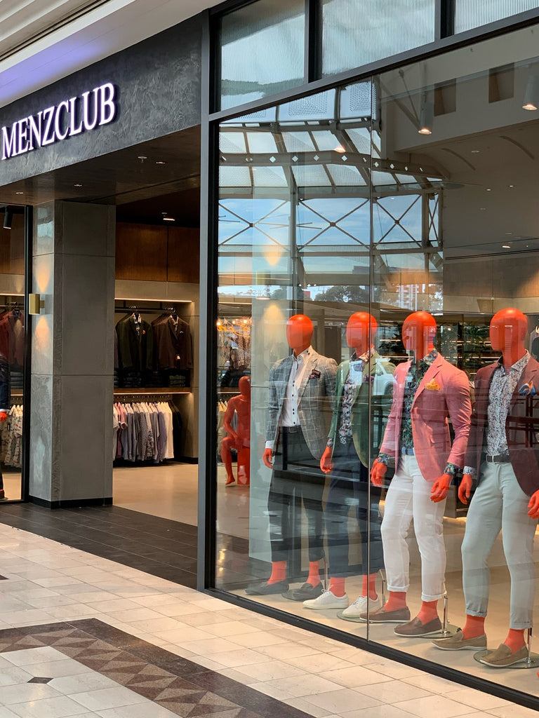 Menzclub Highpoint 2019 Refit | Men's Clothing Stores Highpoint Shopping Centre