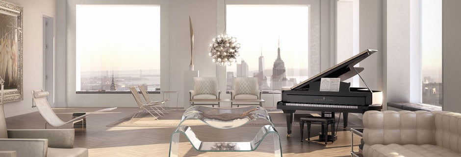 New York City Penthouse | Men's Fashion Online