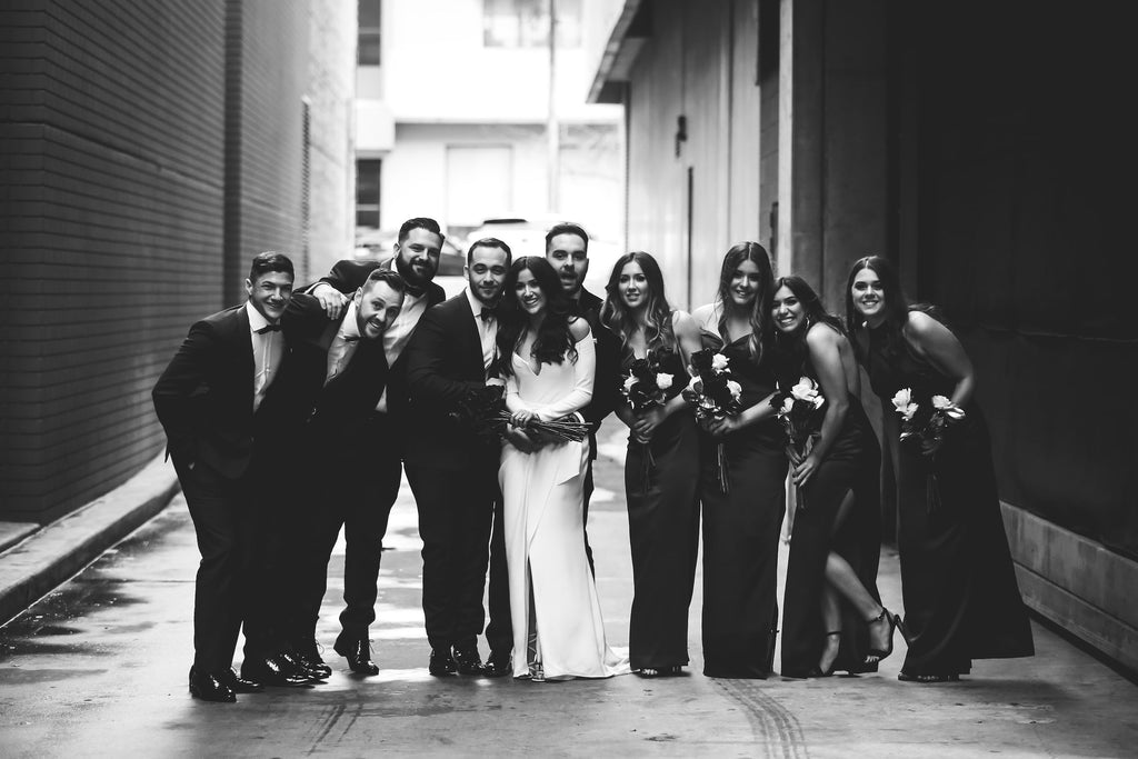 Ally & George's Wedding | Real Weddings Melbourne
