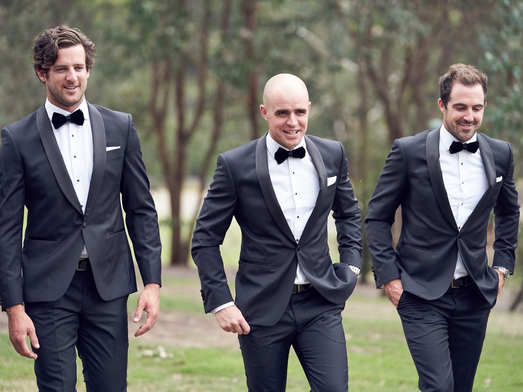 Men's Bridal Parties
