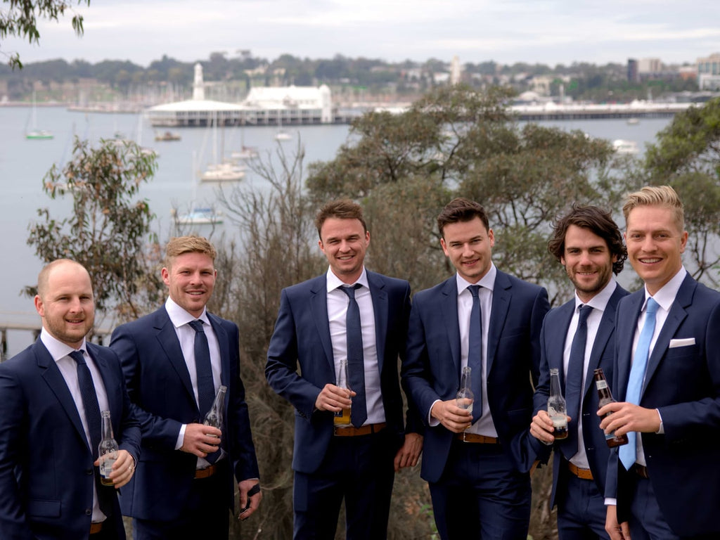 Men's Wedding Suits in Melbourne
