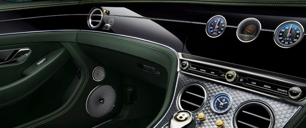 Bentley Continental GT - Number 9