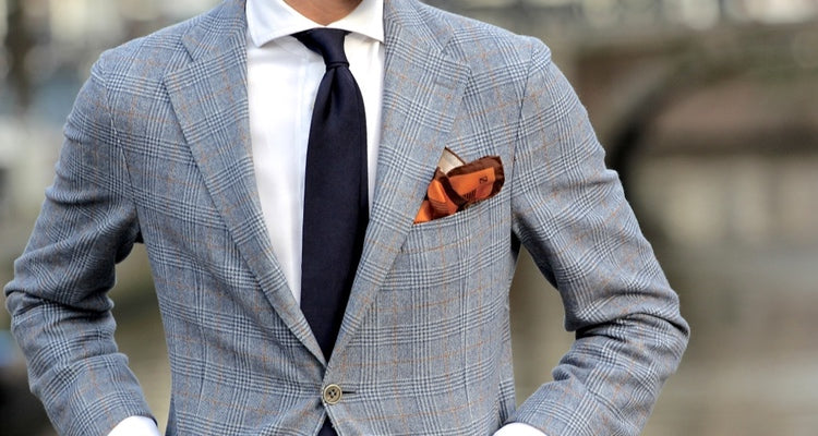 How To Fold A Pocket Square | Men's Accessories Online