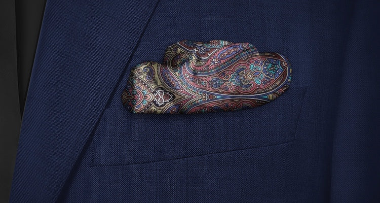 How To Fold A Pocket Square - Shop Online