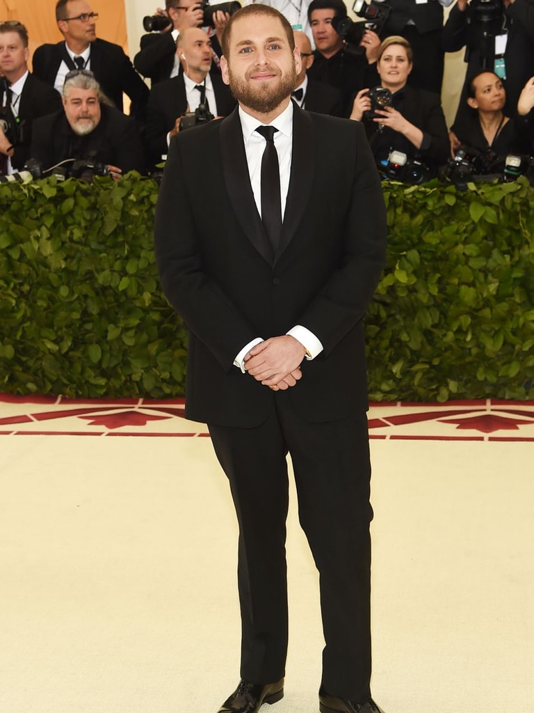 Jonah Hill - MET Gala New York