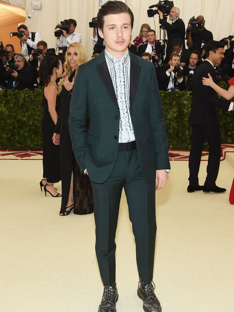 Nick Robinson - Men's Fashion Best Dressed