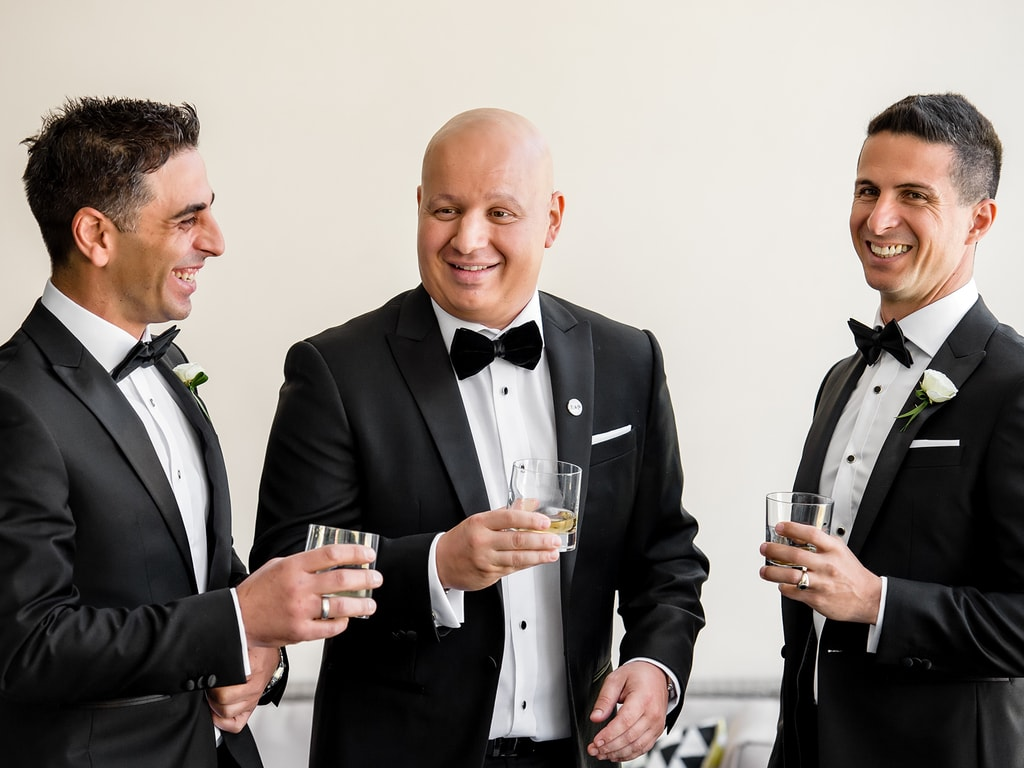 Men's Wedding Suits Melbourne