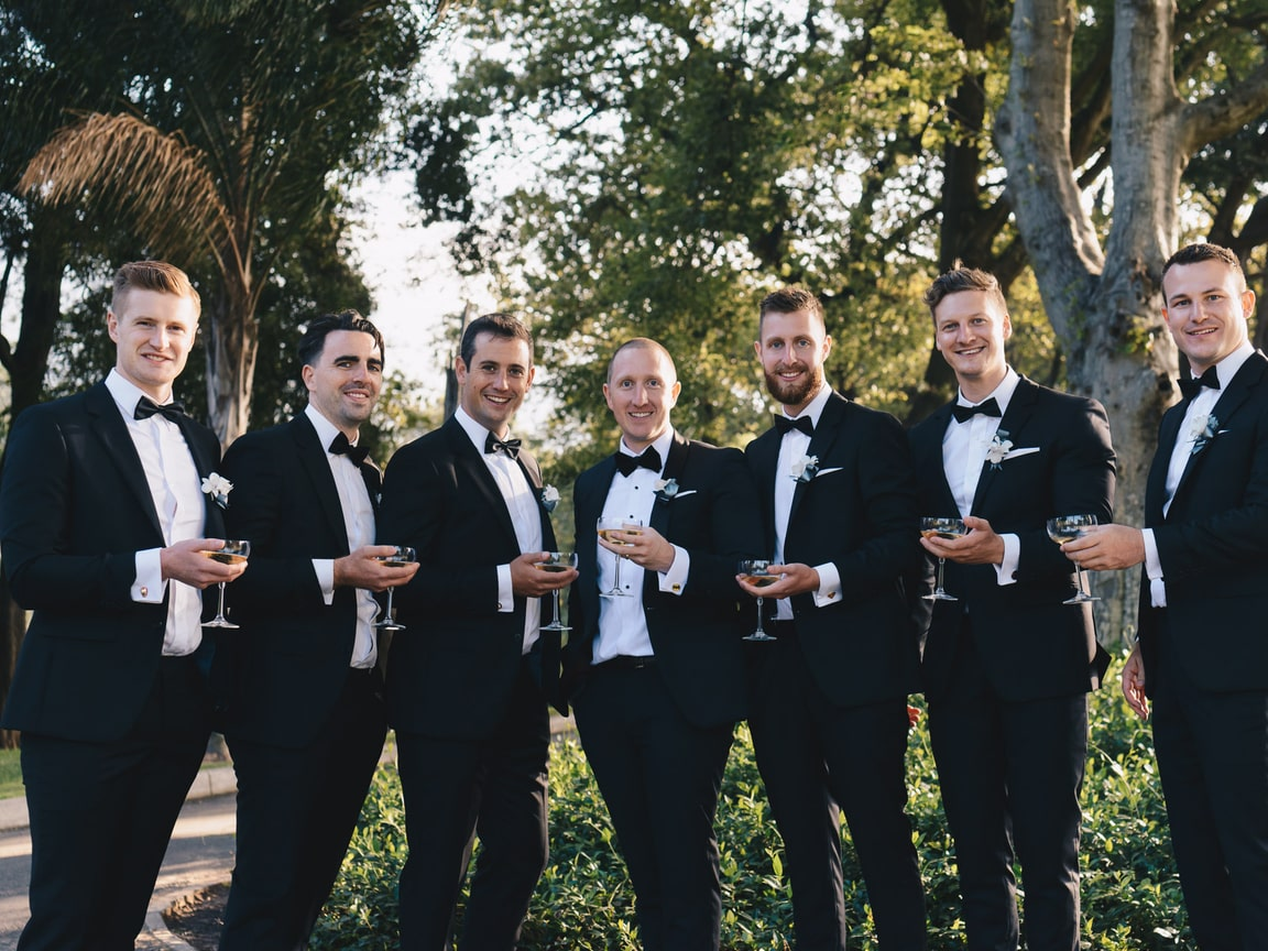 Buy Wedding Suits for Men in Melbourne
