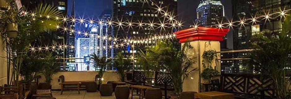 New York City | Rooftop Bars
