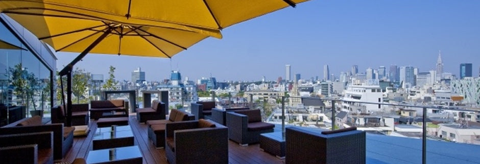 Two Rooms Grill Tokyo | Rooftop Bars